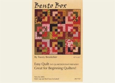 Bentoboxquilt